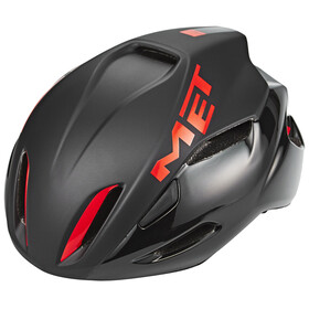 MET Manta Helm black/red